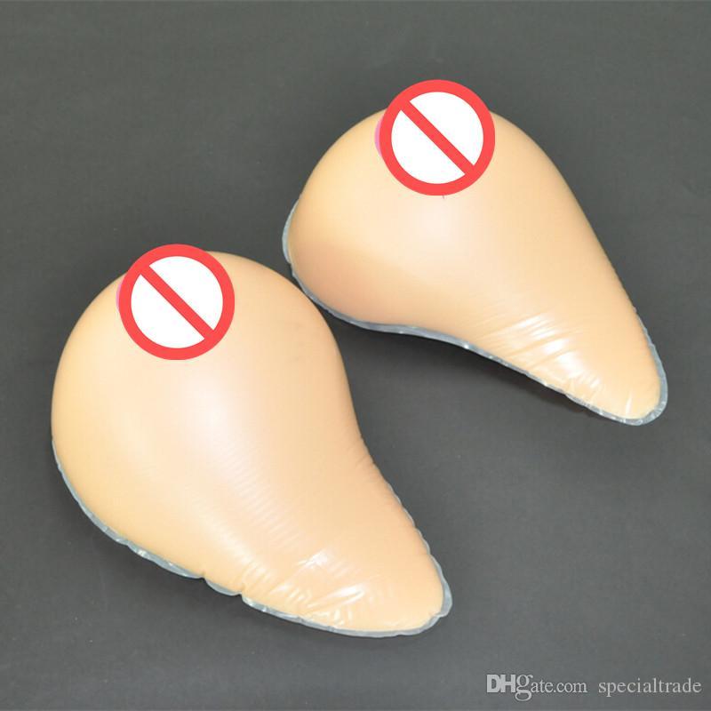 Massive breast forms