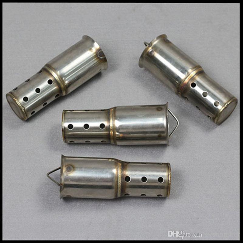 Universal alongar o silenciador catalisador para Motos de escape silencioso DB assassino Silencer