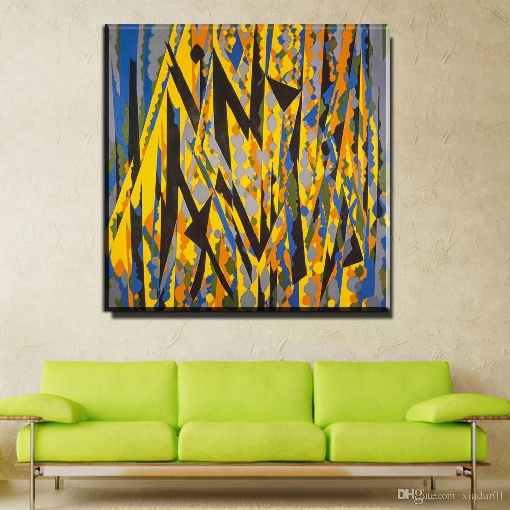 ZZ1000 Modern Decorative Canvas Art Colorful Canvas Pictures ...