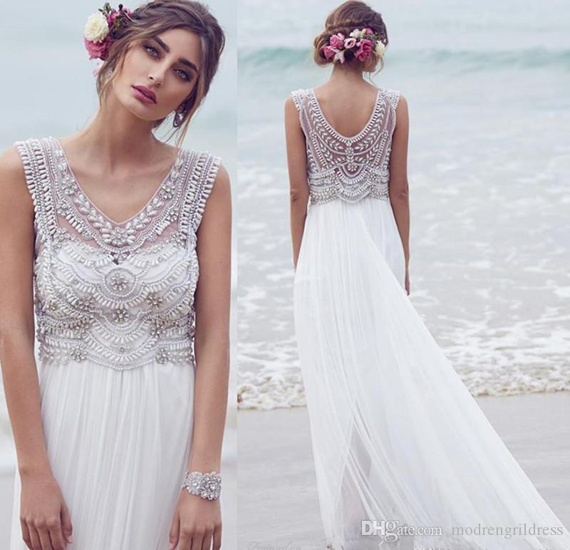 Tolle Strand Arthochzeitskleider Australien Bilder - Brautkleider ...