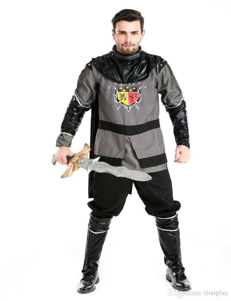 Mens Clothing Cosplay Movies Costumes Spartan Warrior Cape Christmas Party Royal Adult Roman Soldier Uniforms Sets Boys Costumes Costume Wigs From Timiplay ...  sc 1 st  DHgate.com & Mens Clothing Cosplay Movies Costumes Spartan Warrior Cape Christmas ...