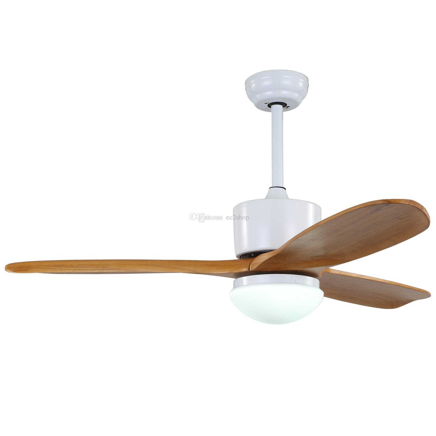 2018 China 48 Inch Outdoor Ceiling Fan With Light And Remote