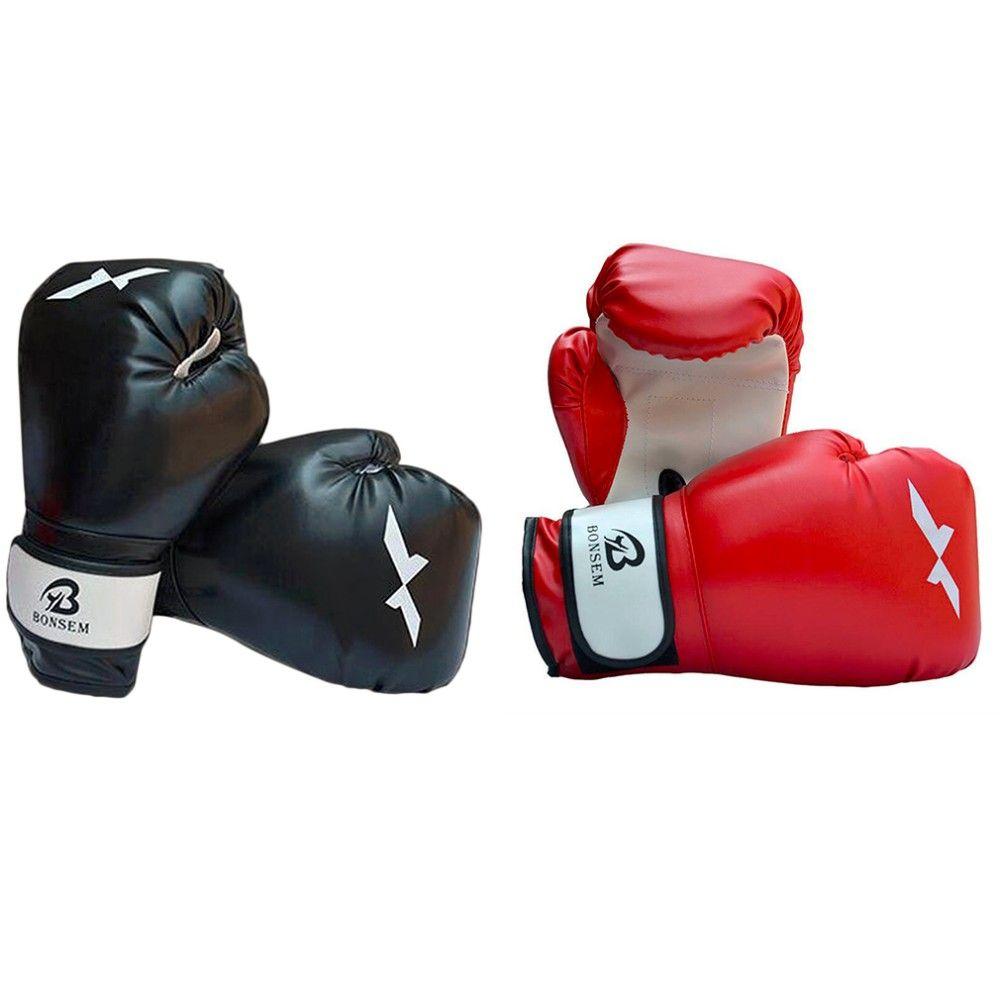 Training Boxing Gloves New Style Boxing Mitts Sanda Karate Sandbag Taekwondo Fighting Hand Protector Gloves