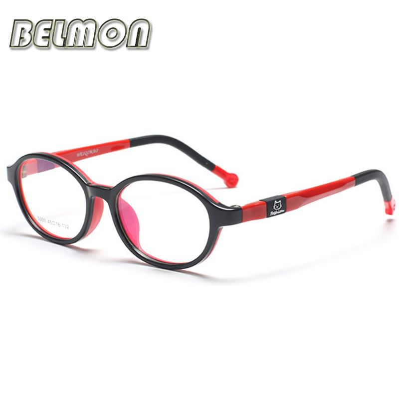 81db5263ca Wholesale- Fashion Student Spectacle Frame Children Myopia ...