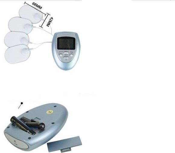 Nieuwe Collectie Shock Therapie Tens Digitale Therapie Machine Volledige Body Massager Pijn Relief Electro Kit E-stimulatie Volwassen Sex Toy Product Gift