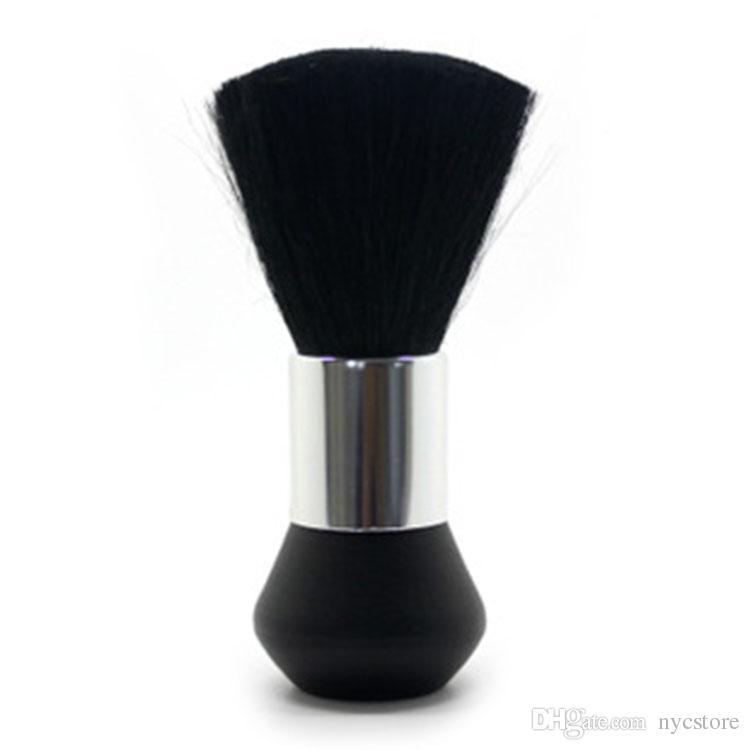 Profissional barbeiro cabelo barbear Navalha escovas Novo Escova de Barbear Cabelo Dos Homens Presente Barbeiro Ferramenta Mens Face Care