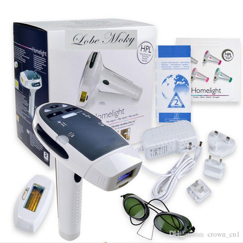 Apparecchio laser professionale per la rimozione dei capelli