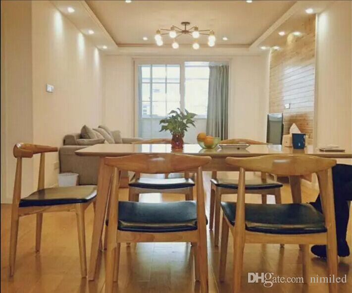Plafoniere Per Cameretta Bambini : Acquista plafoniere di legno del led soggiorno camera da letto