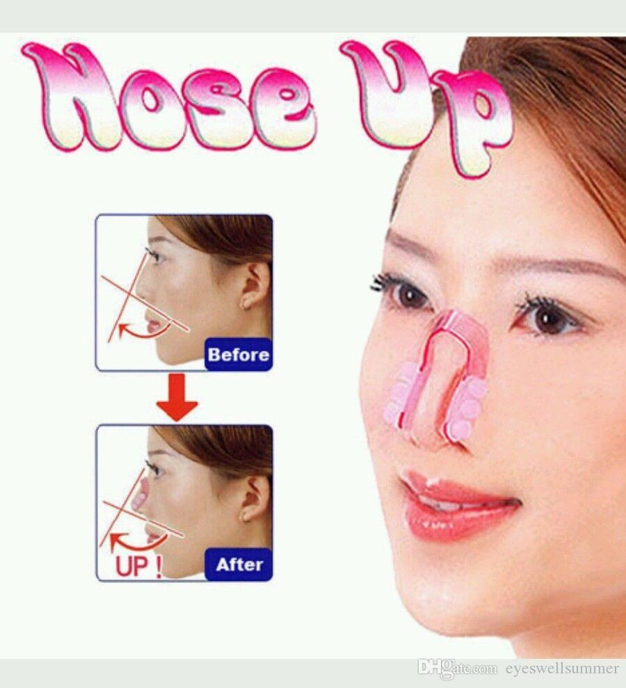 Women Lady Favor Shaper Bridge Straightening Clipper Beauty Nose Up Clip Lifting Shaping Facial Massage Tool