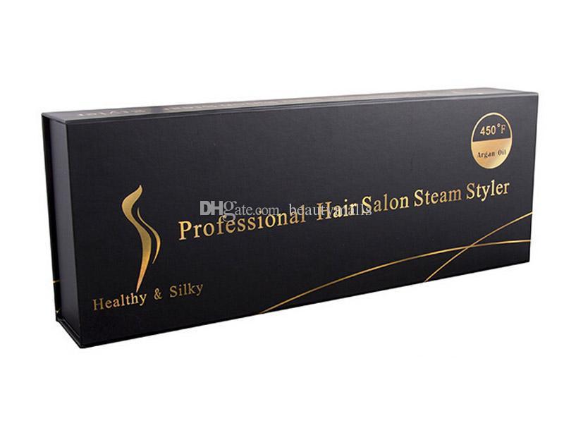 Оригинал KangRoad выпрямитель для волос профессиональный волос железа салон паровой Стайлер турмалин керамические утюги с CE Rosh хорошее качество