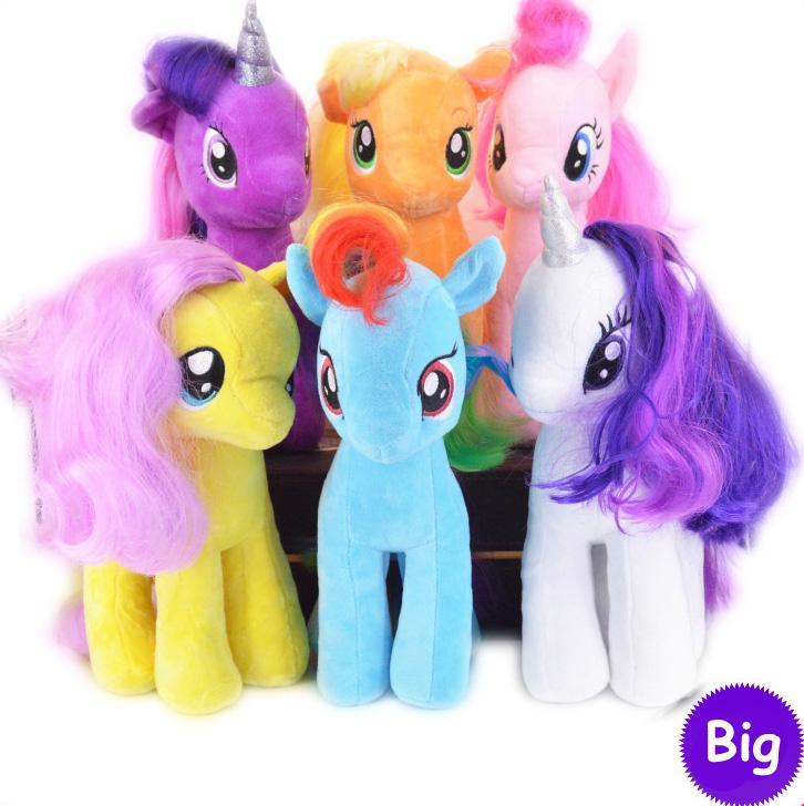 2019 18cm 2016 Fresh Plush Unicorn Horse Stuffed Animals Toys Baby