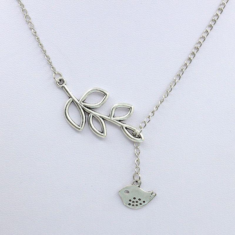 Hottest Fashion Choker Collares Casual Personalidad Infinito Cross Cross Lariat Colgante Oro Silver Chokers Collar Mujer Joyería