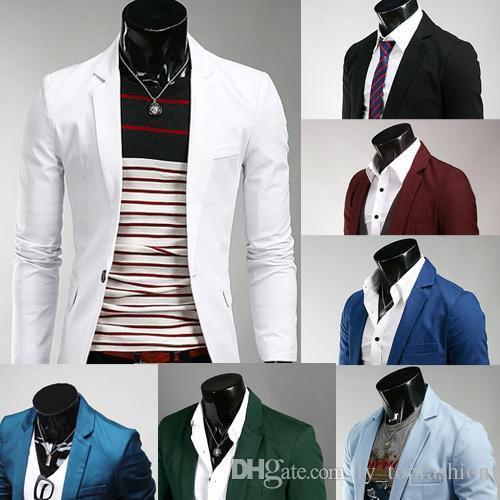 2017 Hot Sale 2017 New Design Mens Brand Blazer Jacket Coats ...