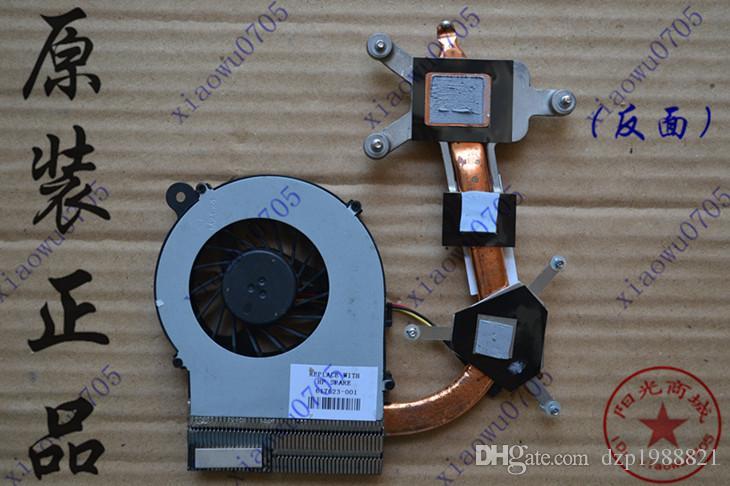 enfriador para HP CQ42 G42 G62 CQ62 CPU disipador térmico de refrigeración con ventilador 606610-001