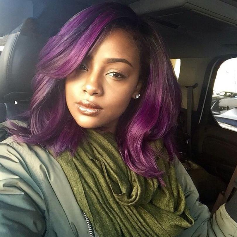Purple Hair On Black Women | www.pixshark.com - Images ...