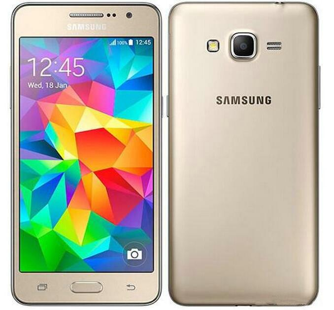 Refurbished Samsung Grand Prime G530H G530 Unlocked Cell Phone Quad Core 8MP 5.0 inch Dual Sim