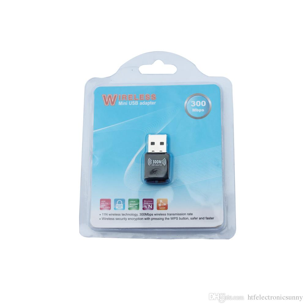 portable 300M usb wifi adapter 802.11g n b wirelesss network card adapters mini USB wiireless adapter with internal attenna