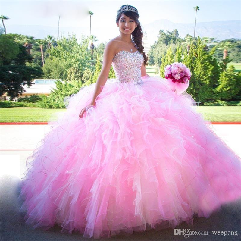 15 Anos Dress