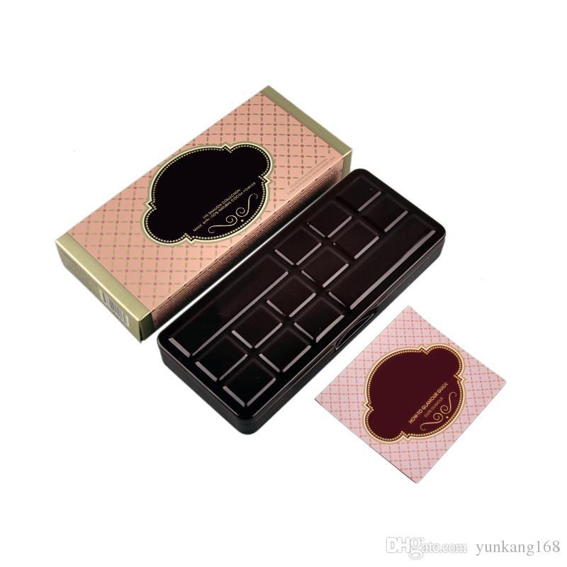 1 Generation Chocolate Bar Makeup Eye Shadow Set Professional Cosmetic Makeup Palette 16 Colours Makeup Kits