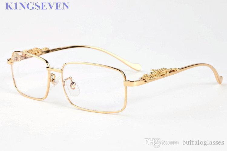 de sol del deporte de la moda para las mujeres de los hombres de la vendimia de búfalo cuerno Gafas de plata de oro patas de metal piernas sin montura turísticos lunetas de viaje gafas de sol hombres