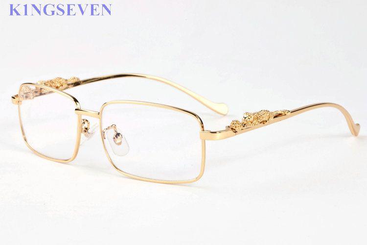 мода спортивные солнцезащитные очки для женщин Vintage Мужчины рога буйвола очки золотые серебряные металлические ножки Ноги безободковых очки мужчины путешествия тур Lunettes