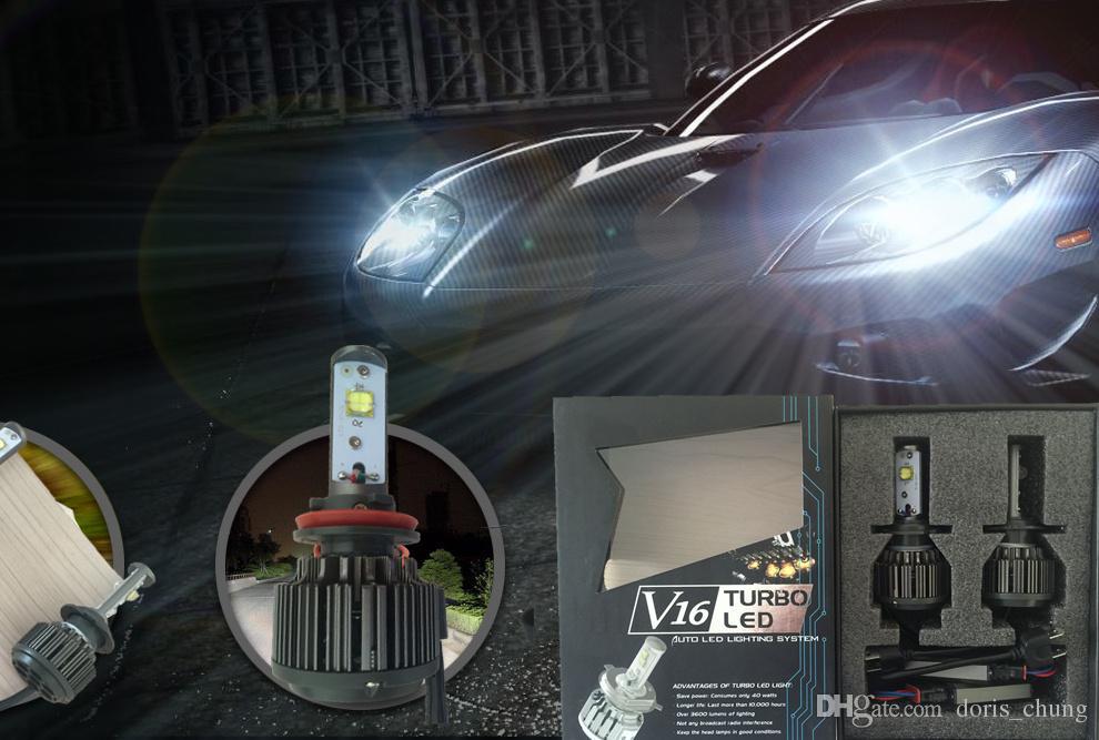 Homemade Led Car Headlights 65