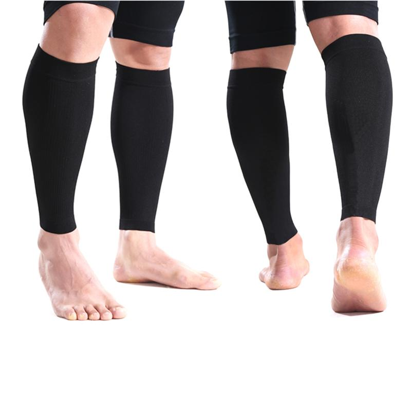 8e9c8e754a 2019 Wholesale Sports Calf Sleeve Leg Compression Socks Outdoor Sports  Guard Pad Protector From Emmanue, $39.37 | DHgate.Com