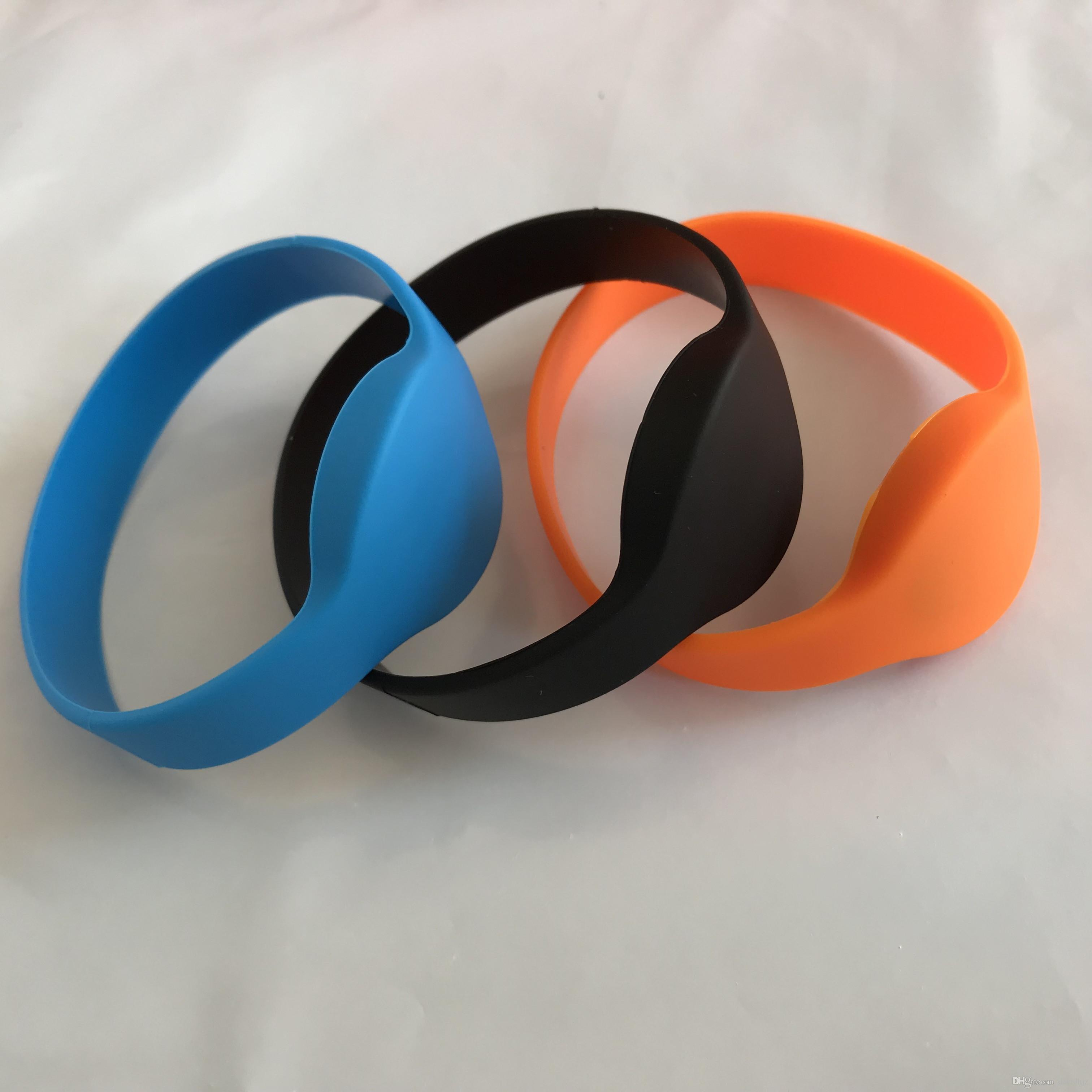 library waterproof factory bracelet uhf for wristband lf rfid product hf