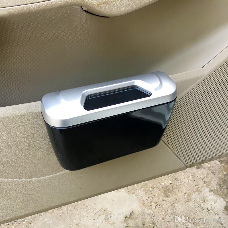 Truck Interior Accessories >> Universal Auto Truck Interior Accessories Door Trash Rubbish Bin Can