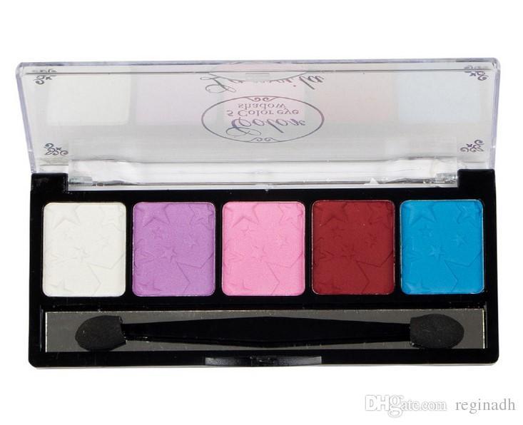 Sugar Box New Brand Makeup Palette Natural Eye Makeup Light Eye