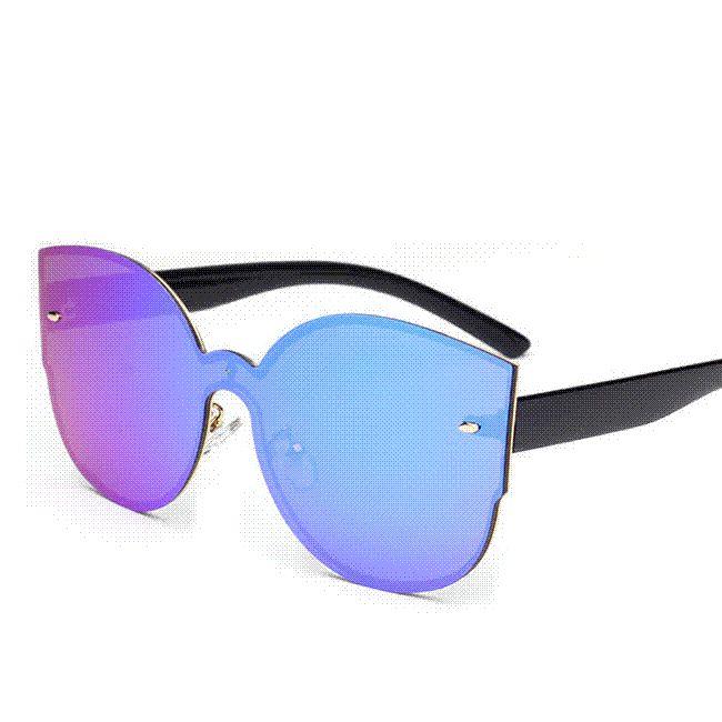 9931db2875 Oversized Sunglasses Women Dazzle Sun Glasses Fashion Women Brand ...