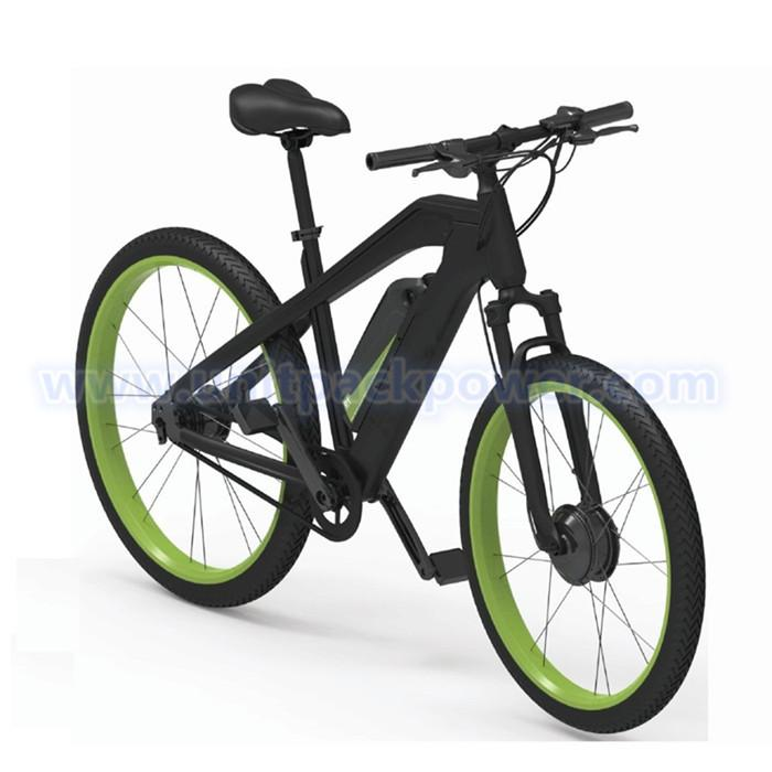 and duty electric bike battery 36v 11ah lithium battery 36v new bottle ebike battery pack