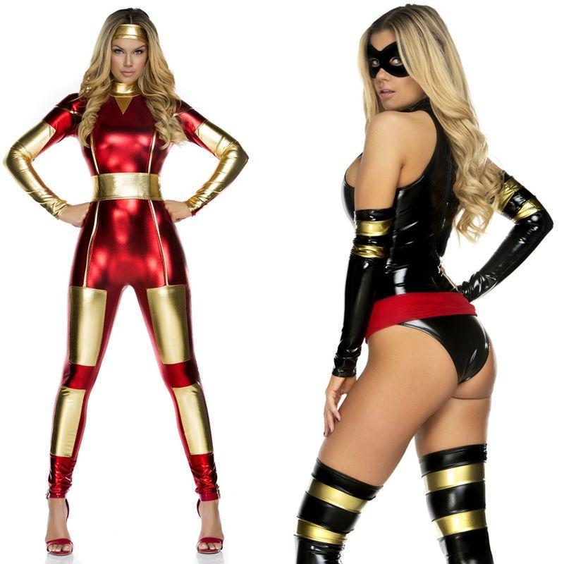 sexy hero costume