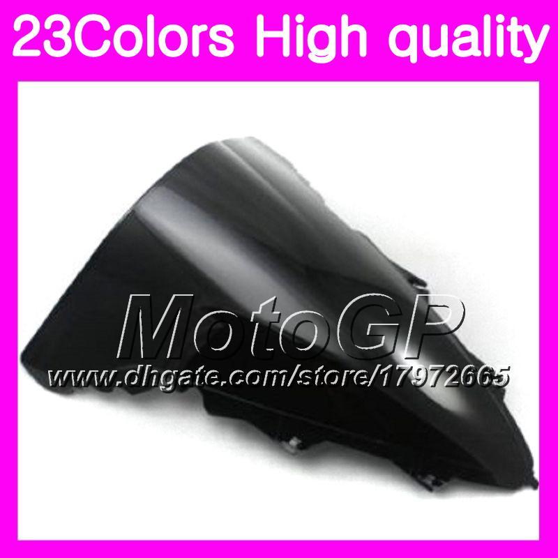 Windscreen For YAMAHA YZFR1 12 13 14 YZF R1 YZF 1000 YZF1000 YZF-R1 2012 2013 2014 Chrome Black GPear Smoke Windshield