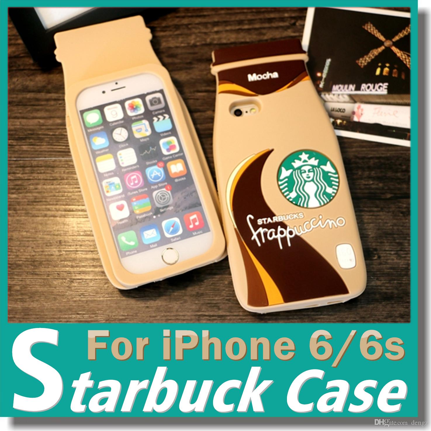 3d iphone 5s cases cell phone cases 3d starbuck frappuccino mocha coffee cup 3127