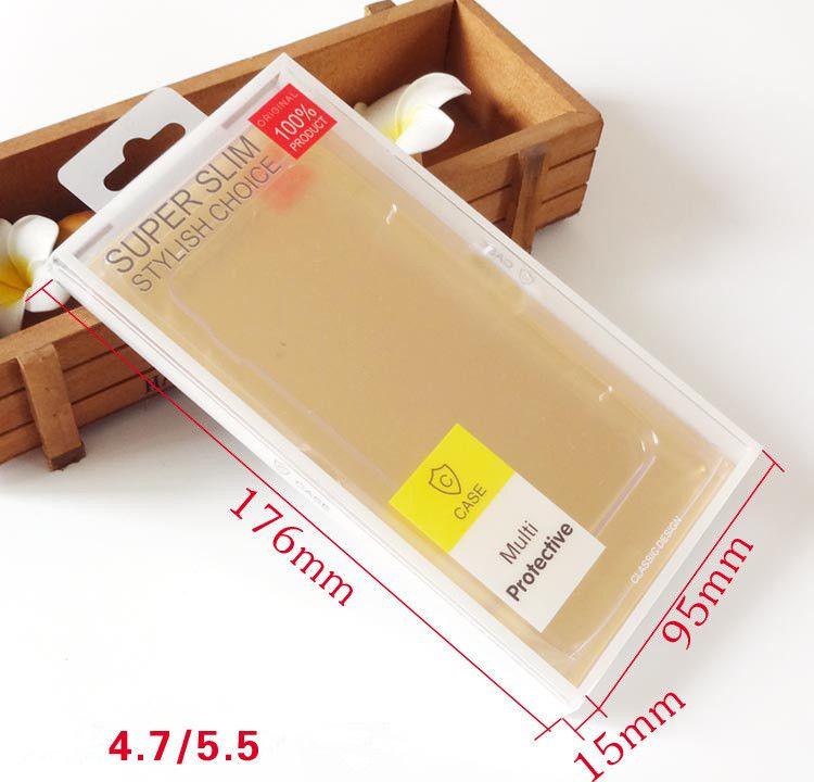 Universal de plástico PVC vacías paquete al por menor Caja de cajas de embalaje caja del teléfono celular para Iphone 11 Pro Max XS XR X 8 7 6 más Samsung