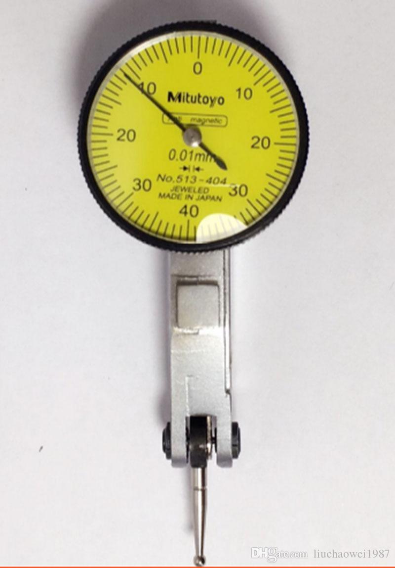 Kaldıraç kadranı göstergesi, 513-404, bölen değer: 0.01MM