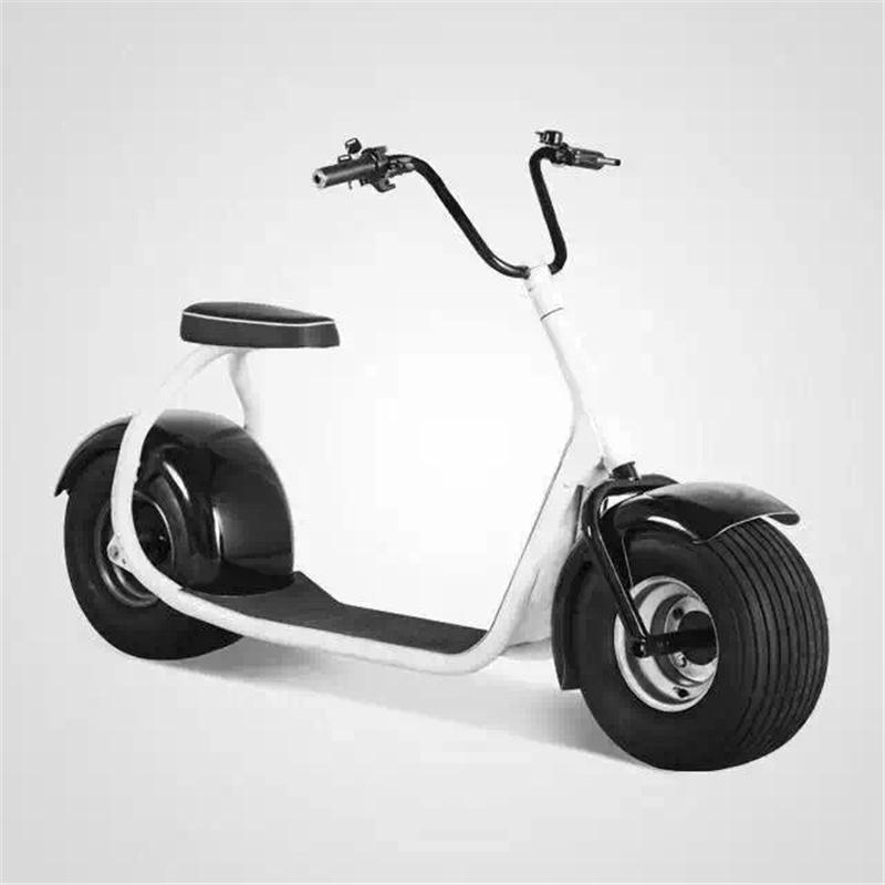 2018 Lasting Power Electric Scooter For Adults 60v 12ah