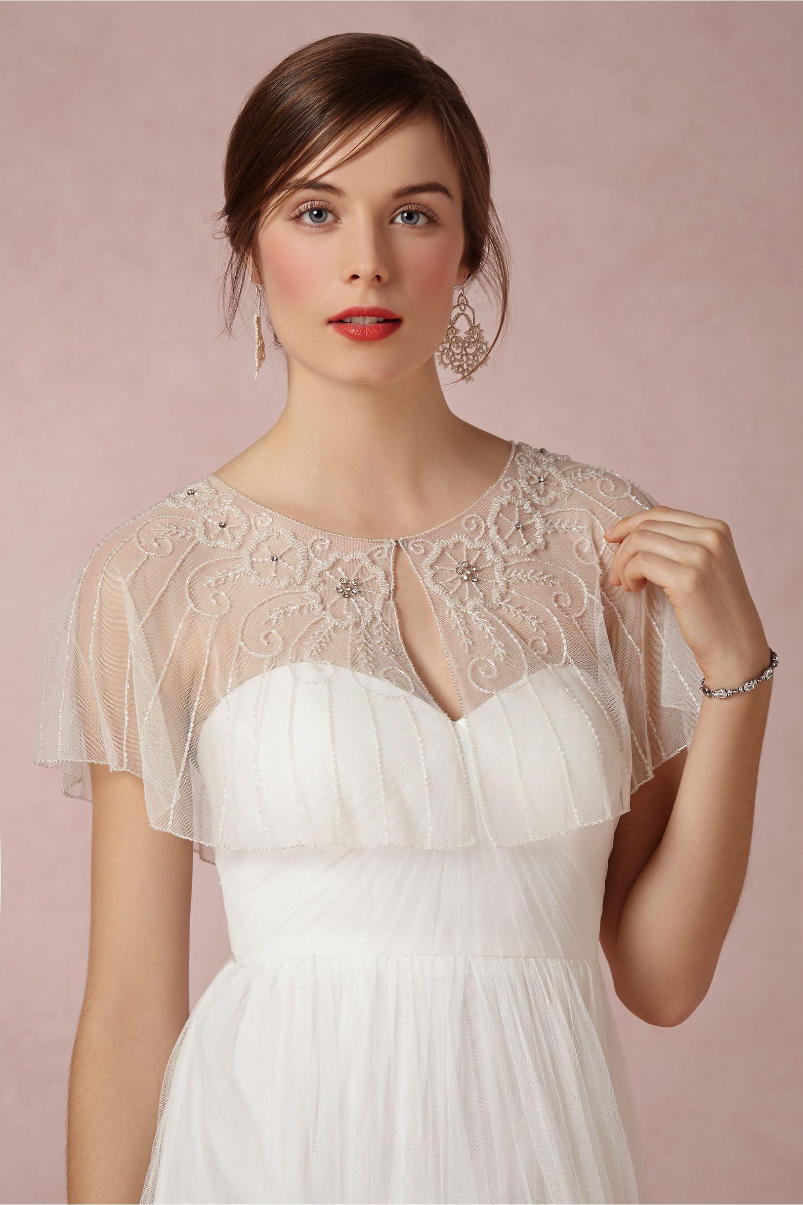 2018 Short Lace Bridal Wraps Beads Coat Jewel Neck Jackets Wedding Capes Bolero Jacket Dress Shrugs Plus Size From Manweisi