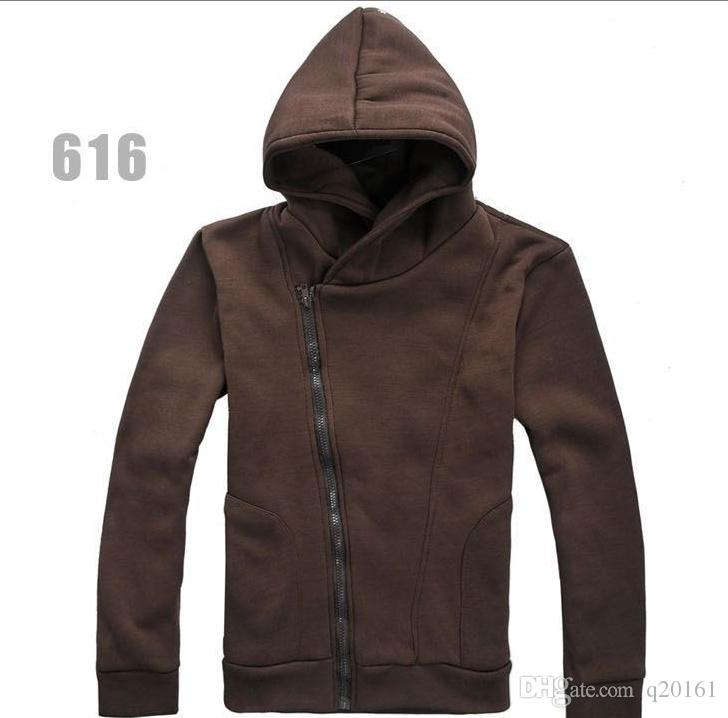 2015 Autumn & Winter Men Brand Fashion Casual Slim Cardigan Assassin Creed Hoodies Sweatshirt Outerwear Jackets