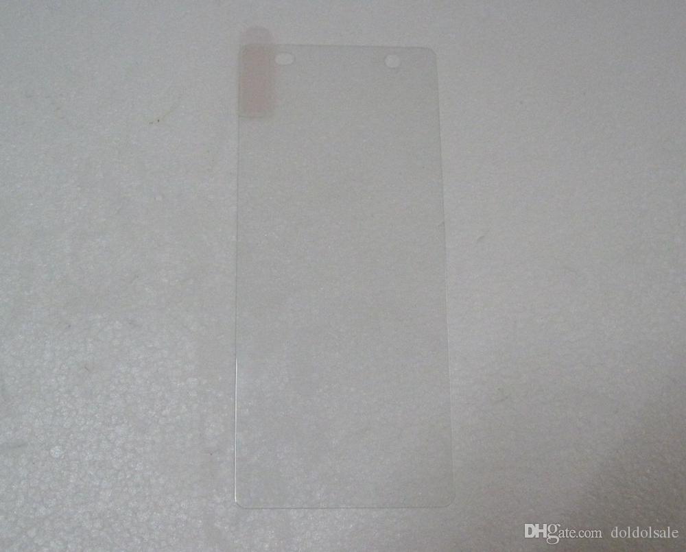 Tempered Glass Film for Sony Xperia Z1 Z2 Z3 Z4 Z5 E4 E4G Z Ultra X XA Screen Protector + Cleaning Wipes