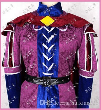 bella durmiente príncipe disfraz cosplay disfraces