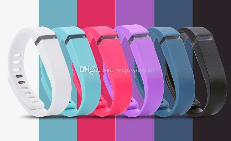 Silicone Replacement Rubber Band with Clasp for Fitbit Flex Bracelet Wrist Strap High Quality good quality