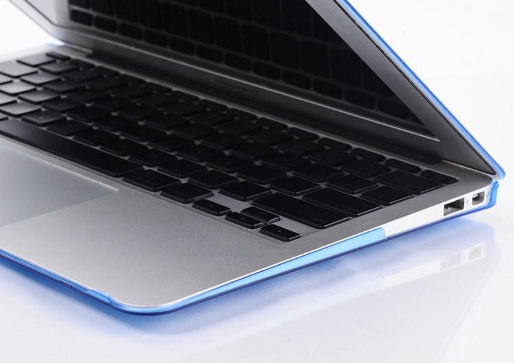 لابل كمبيوتر محمول حالة ماك بوك اير 13 بوصة واقية شل سترة الملحقات