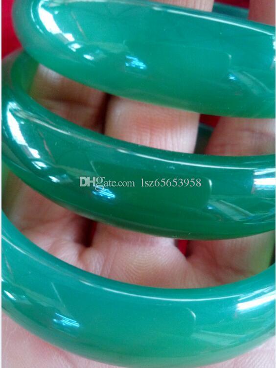 56-60mm Gioielli di moda Donna naturale Braccialetto di marca Braccialetto 100% naturale agata rossa braccialetto regalo le donne T69