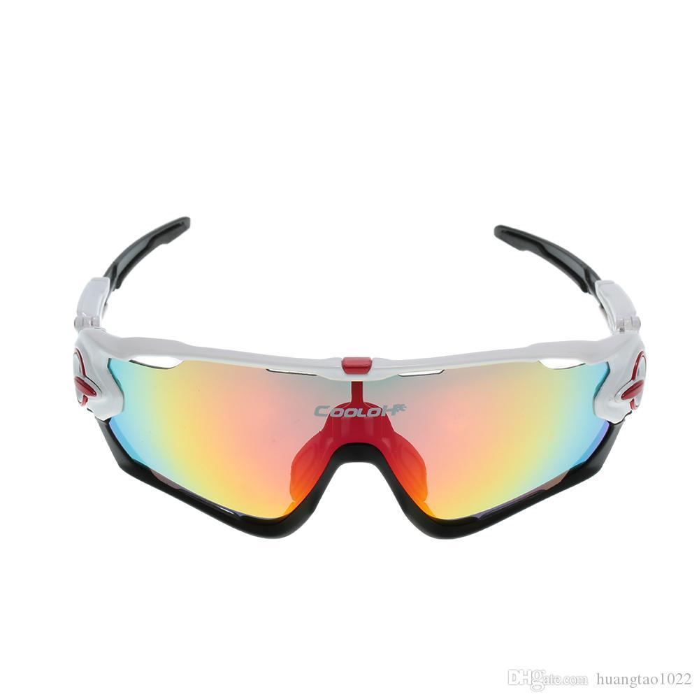 d3a1f7e36e 2018 Ciclismo Gafas 5 Lentes MTB Bicicleta Deporte Moto Gafas De Sol Nuevas  Gafas De Sol Al Aire Libre Y Gafas De Pesca Polarizadas Gafas De Pesca Por  ...