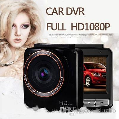 Car DVR Full HD 1080P 170 degrees Night vision DVR car dvrs Camera video Recorder carcam dash cam novatek black box h.264