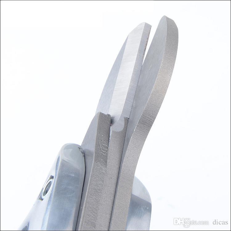 Orange pneumatique ciseaux air fer fil maille outil de coupe gaz fer feuille coupe acier inoxydable plaque fil cisaillement outil de coupe forte rapide