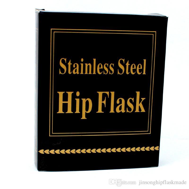 Passed FDA Test of 8oz stainless steel flask,pocket flask , wine flask , liquor flask,wedding gift, laser welding