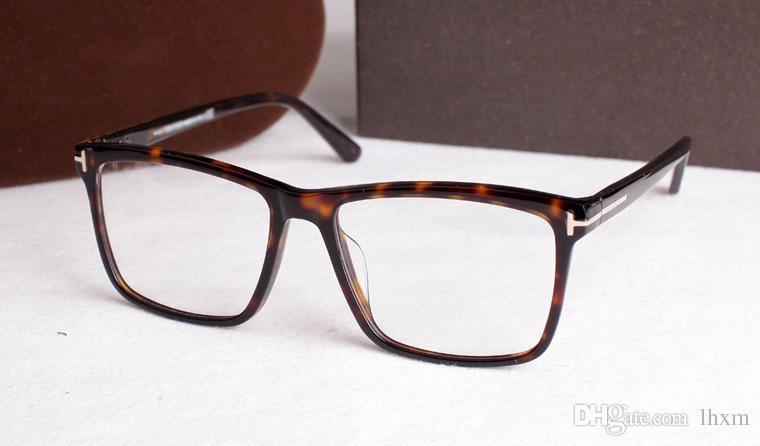 2017 nuovi montature occhiali di marca italiana 5407 montature occhiali di moda uomo e donna spedizione gratuita